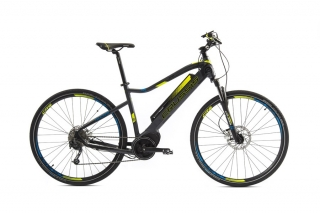 "Jízdní kolo Crussis e-Cross 7.4  Elektrokolo cross 28"",  (14,5Ah)"